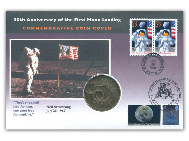 30th Anniversary of the Moon Landing