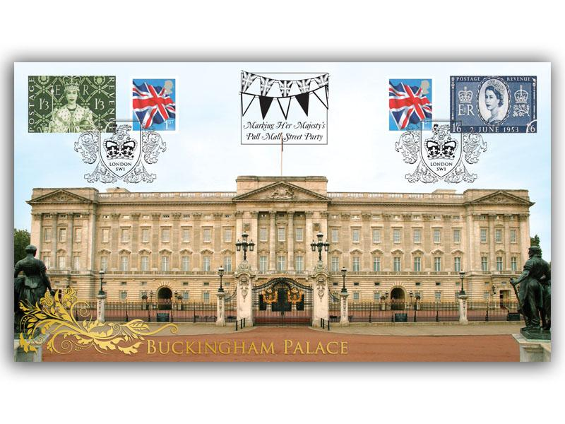 Buckingham Palace Mass Street Party cover