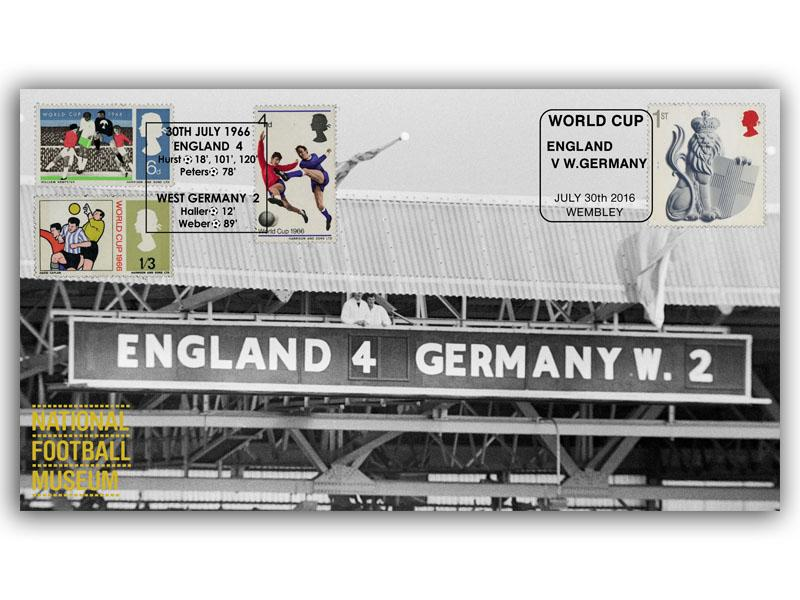 50th Anniversary of Englands World Cup Victory