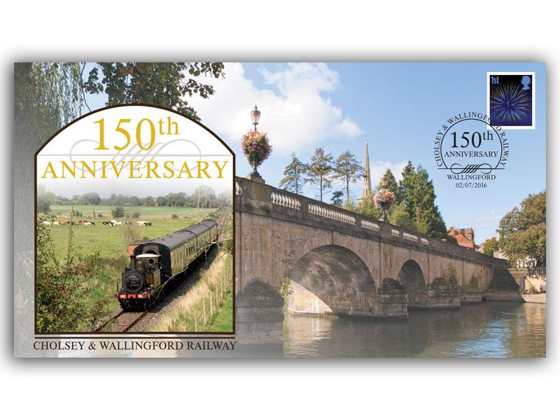 150th Anniversary of the Cholsey & Wallingford Railway