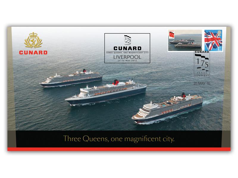 3 Queens meet in Liverpool