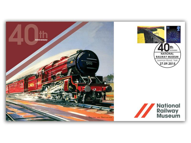 40th Anniversary of the National Railway Museum