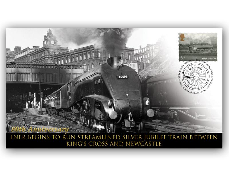 80th Anniversary of the LNER