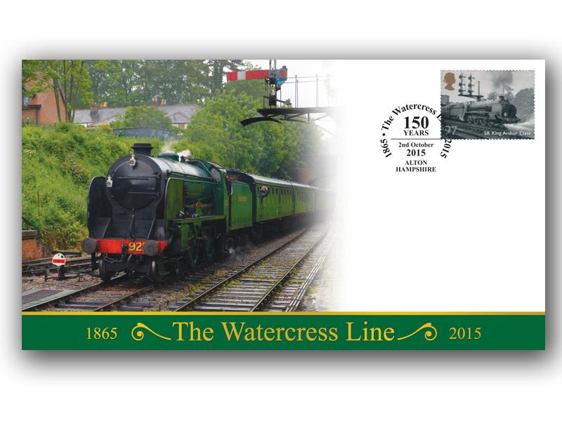 150 Years of the Watercress Line