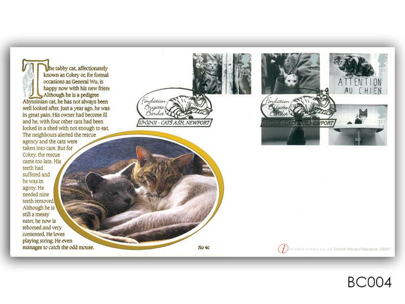 Brigitte Bardot Foundation - Cats