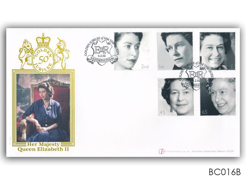Golden Jubilee - Her Majesty Queen Elizabeth II