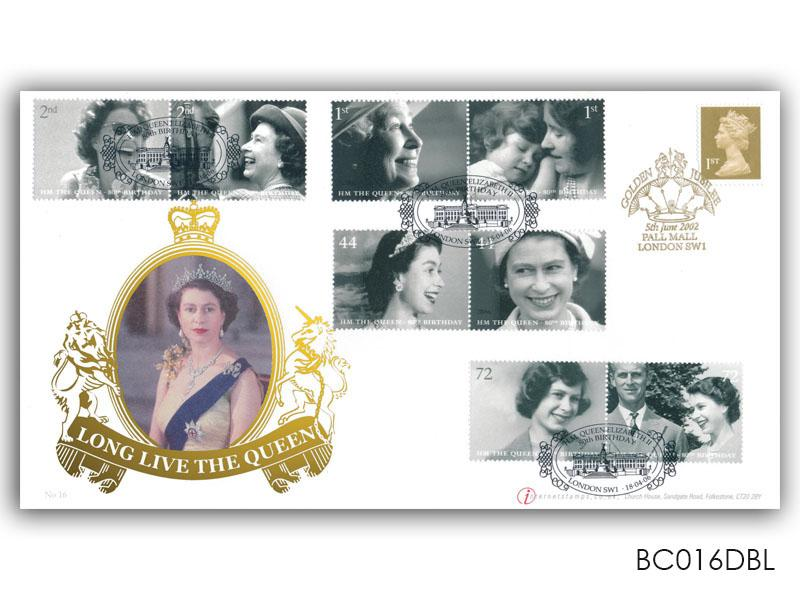 Golden Jubilee/80th Birthday Doubles