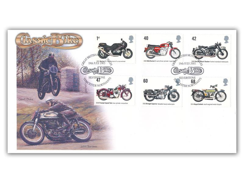 British Motorcycles - Classic Bike Magazine
