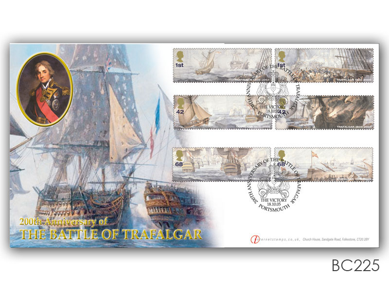 200th Anniversary of the Battle of Trafalgar - Portsmouth