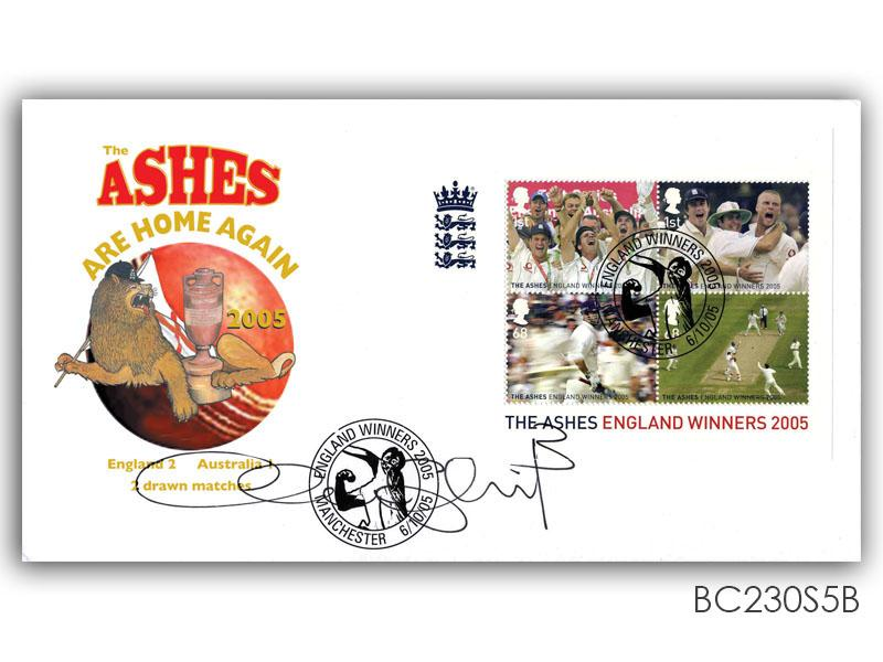 The Ashes Are Home Again