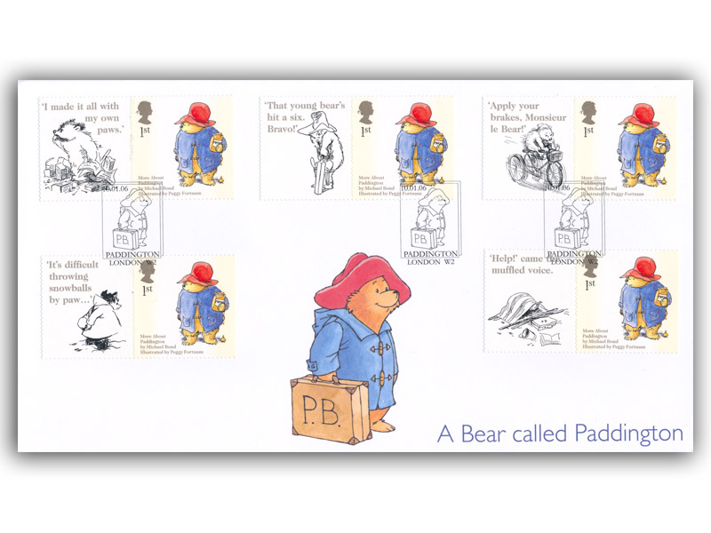 Paddington Bear Smilers Design 2: Paddington Bear Worksheets At Alzheimers-prions.com