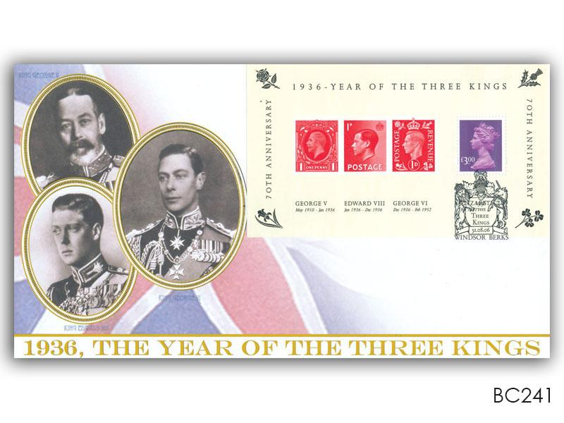 1936 The Year of the Three Kings