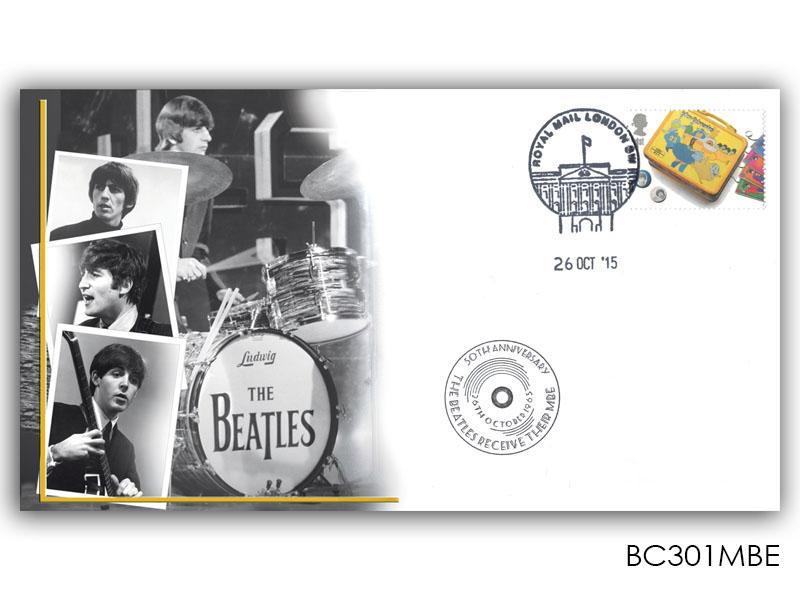The Beatles: 50th Anniversary of The Beatles Receiving their MBE