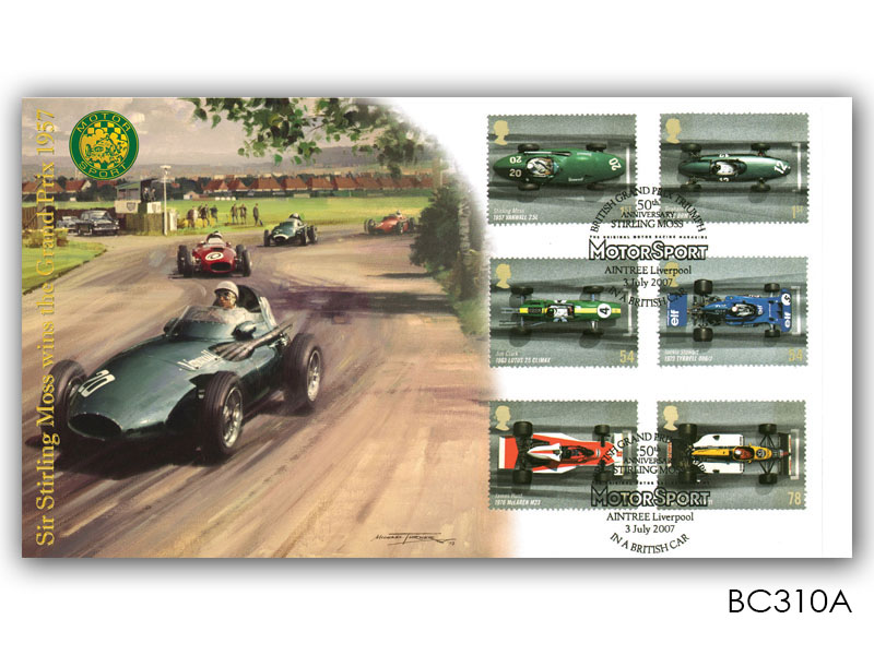 Grand Prix - Sir Stirling Moss 50th Anniversary
