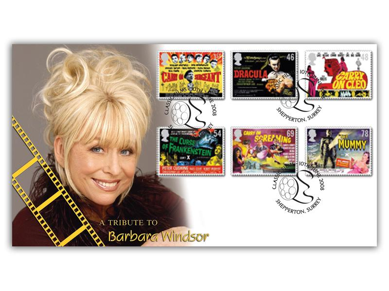 Classic Films - A Tribute to Barbara Windsor