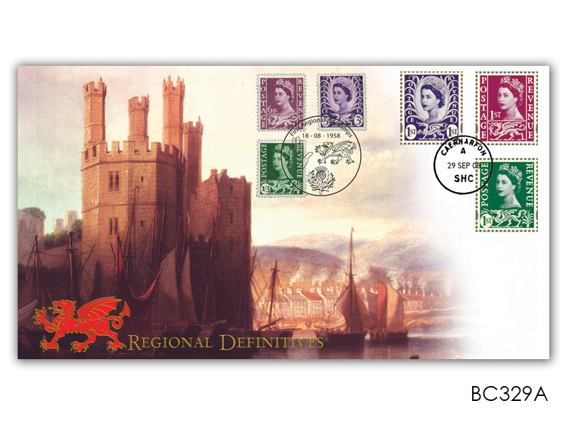 2008 50th Anniversary of the Country Definitives