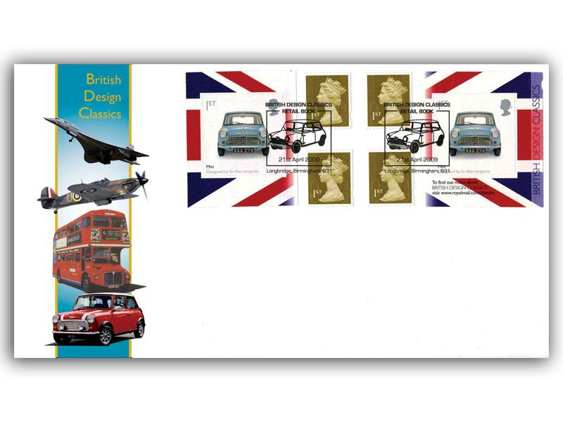British Design Classics - Mini Retail Booklet