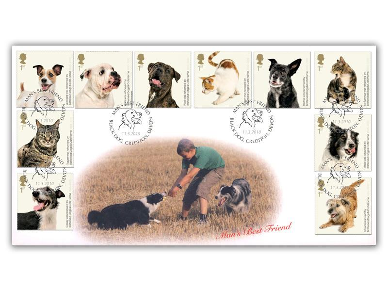 150th Anniversary of Battersea Dogs & Cats Home - Dogs Full Set Cover