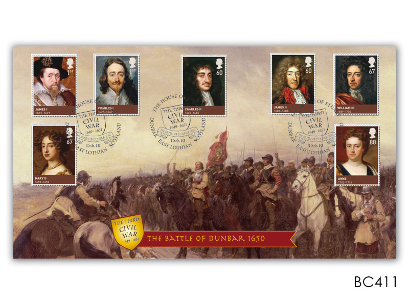 House of Stuart - The Battle of Dunbar