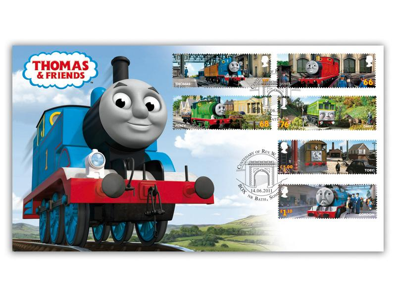Thomas the Tank Engine - The Centenary of Rev W Awdry