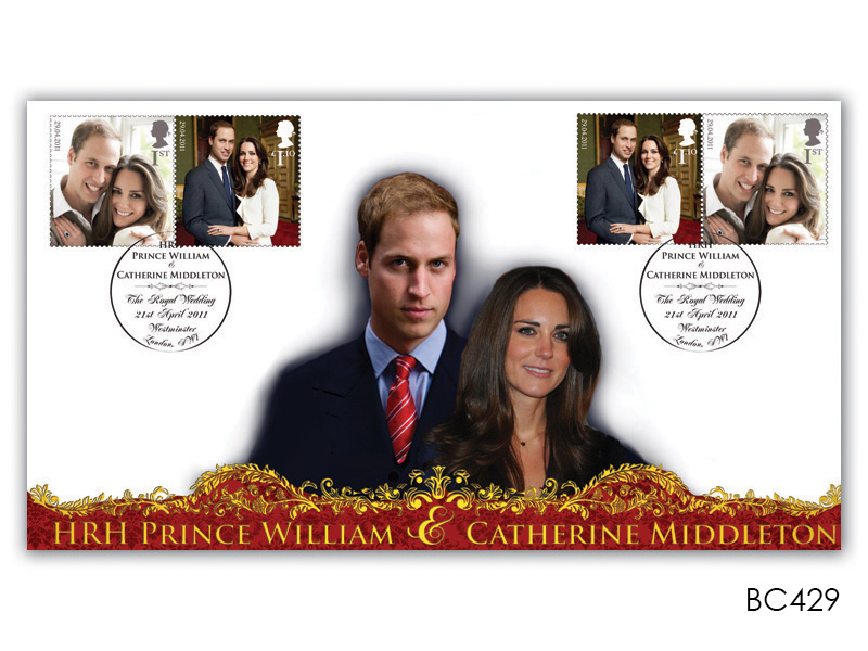 The Royal Wedding of HRH Prince William and Miss Catherine Middleton