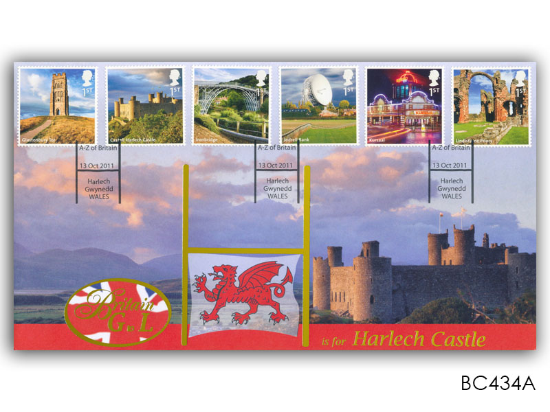 A to Z of Britain (Part One) - Harlech Castle