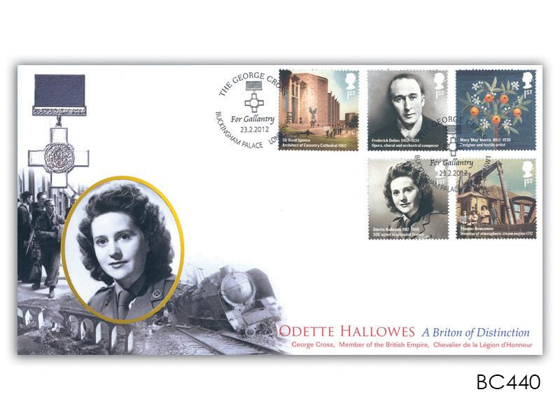 Britons of Distinction - A Tribute to Odette Hallowes