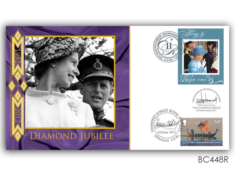 Diamond Jubilee Retail Booklet Cover