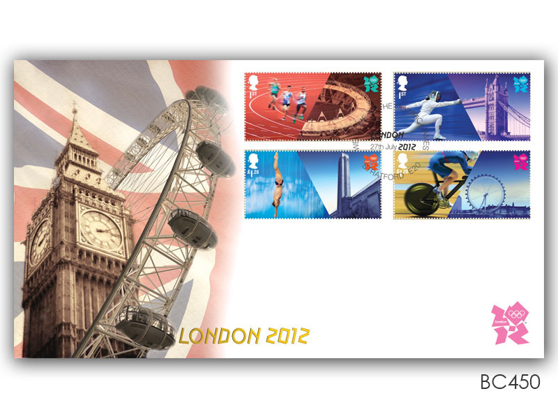 Welcome to the London 2012 Olympics!