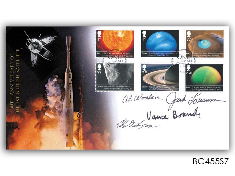 Buckingham Covers | Space Science - 50th Anniversary of ...