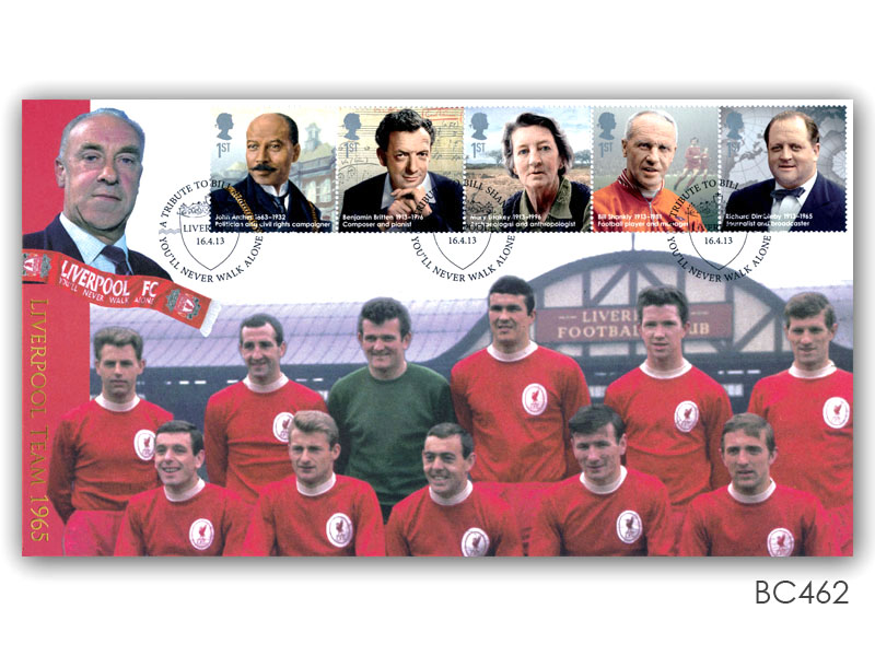 Great Britons - A Tribute to William Shankly OBE