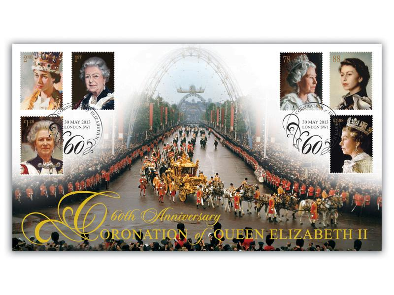 Royal Portraits - 60th Anniversary of the Coronation of Queen Elizabeth II