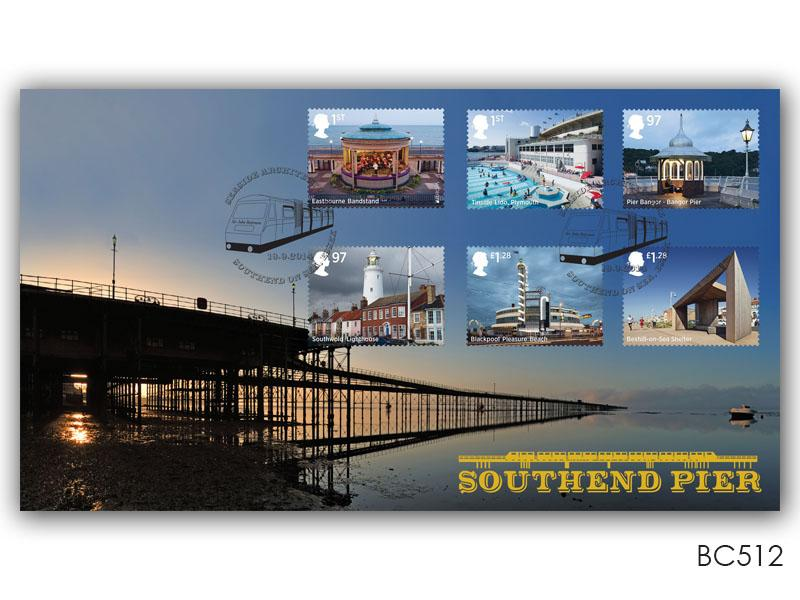 Seaside Architecture - Southend Pier
