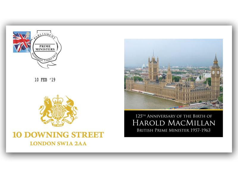 125th Anniversary of the Birth of Harold Macmillan