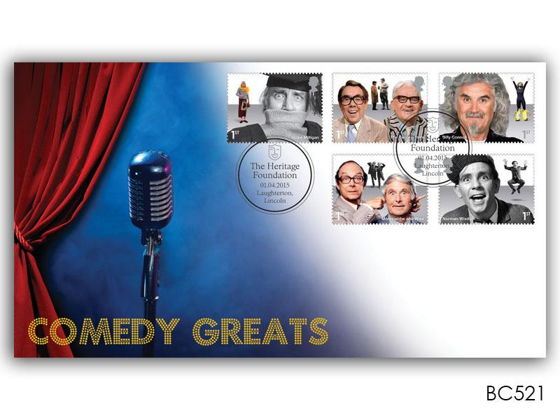 Celebrating our Comedy Greats