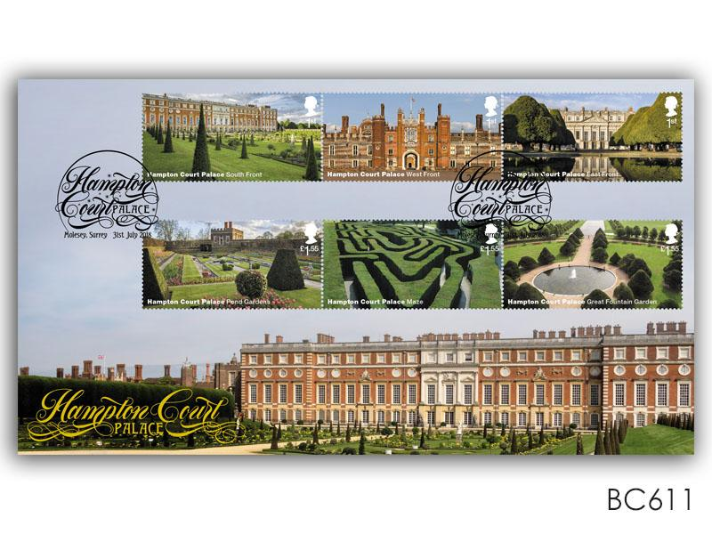Hampton Court Palace First Day Cover