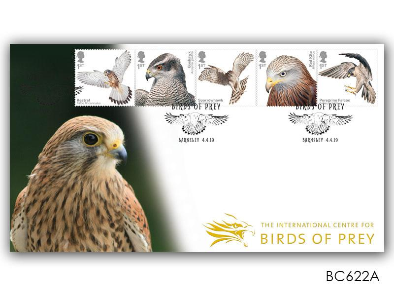 Birds of Prey - Kestrel