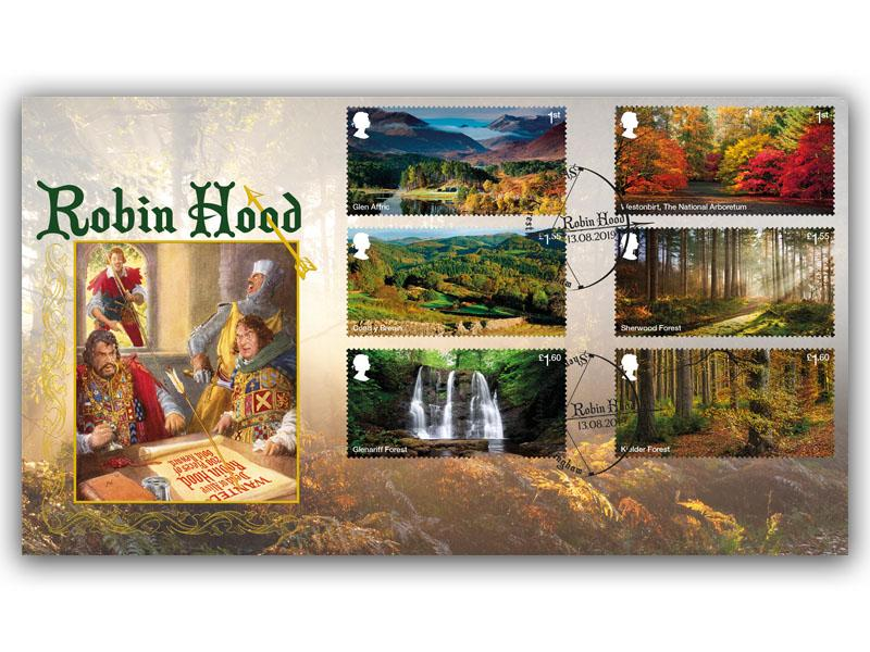 Forests (Robin Hood & Sherwood Forest)