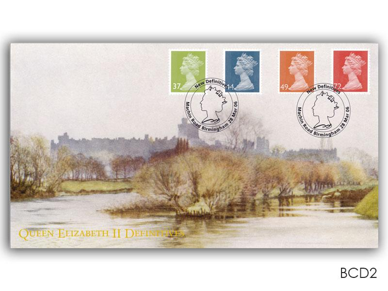 New Definitives in March 2006