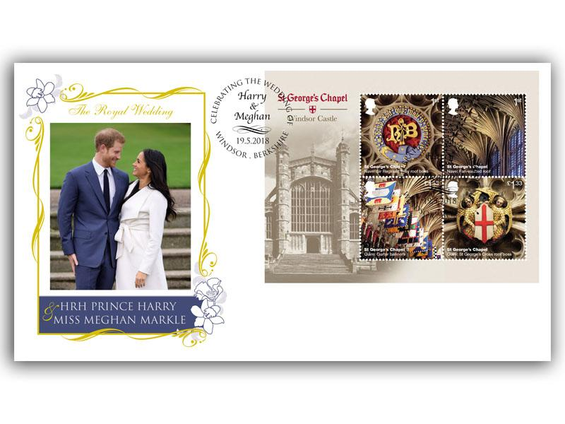 Celebrating The Royal Wedding of Prince Harry and Miss Meghan Markle