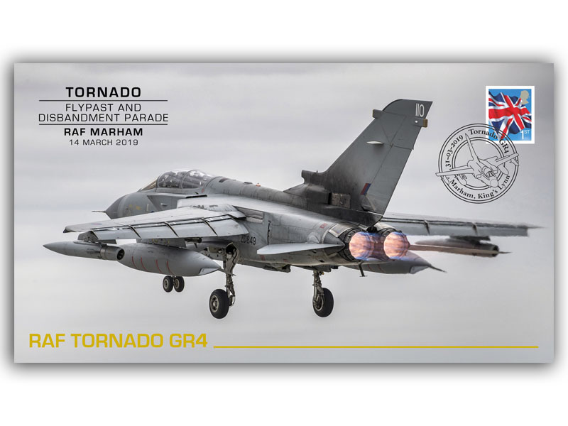 Tornado GR4 Withdrawn from Service