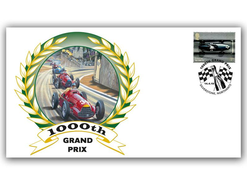 Celebrating the 1000th Grand Prix