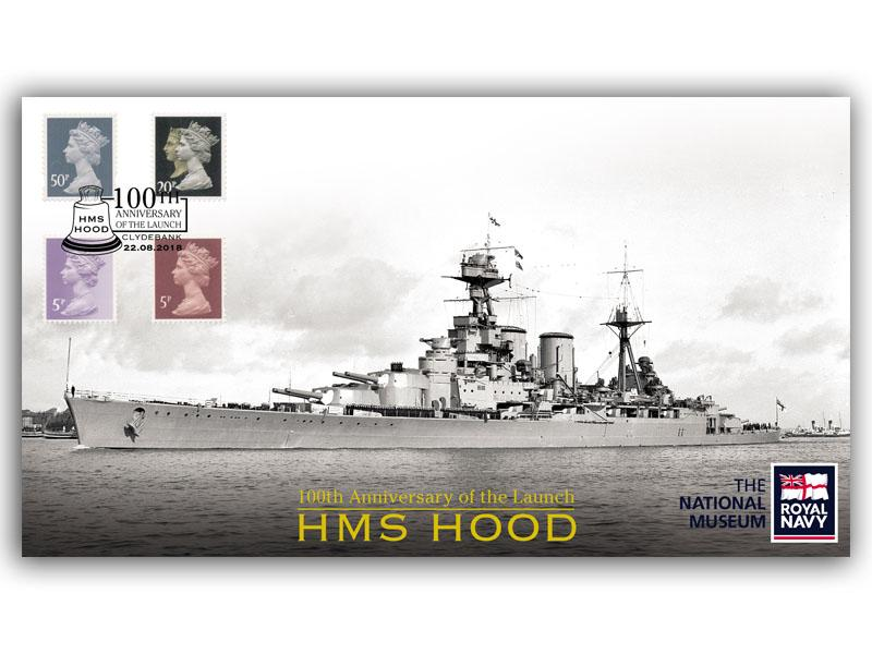 100th Anniversary of the Launch of HMS Hood