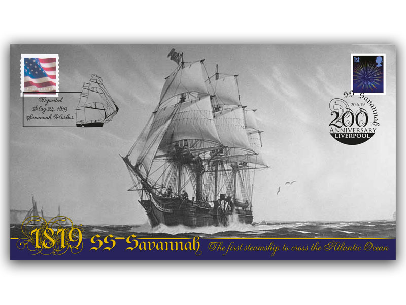 200th Anniversary of the Atlantic Crossing of the SS Savannah