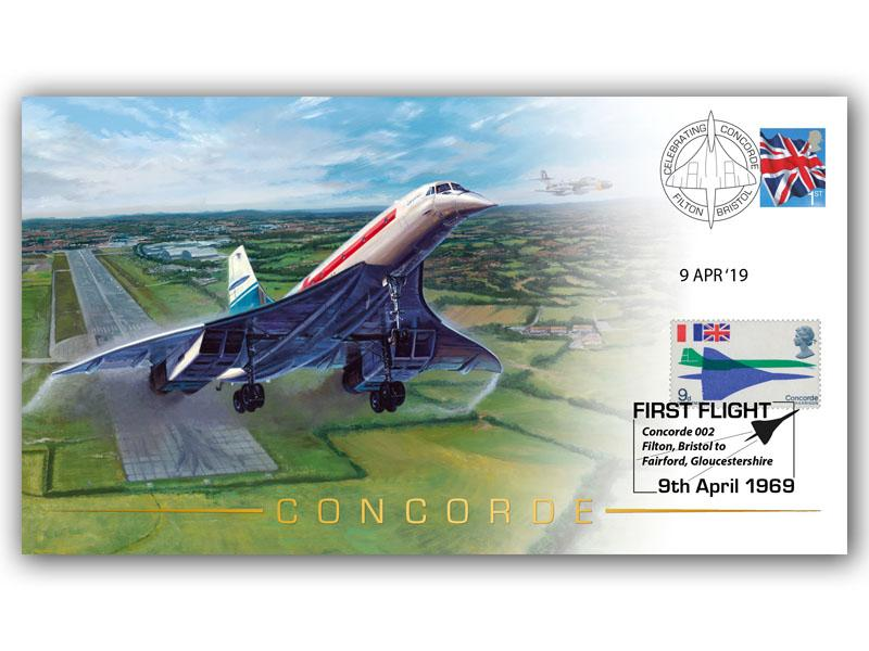 50th Anniversary of Concordes First Flight