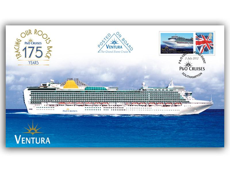 175th Anniversary of P&O - The Ventura