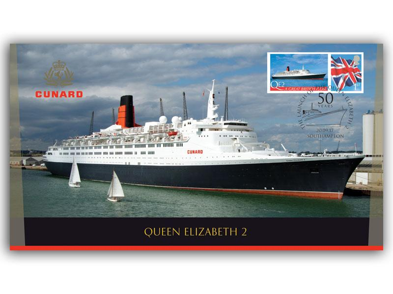 50th Anniversary of the Launch of the QE2