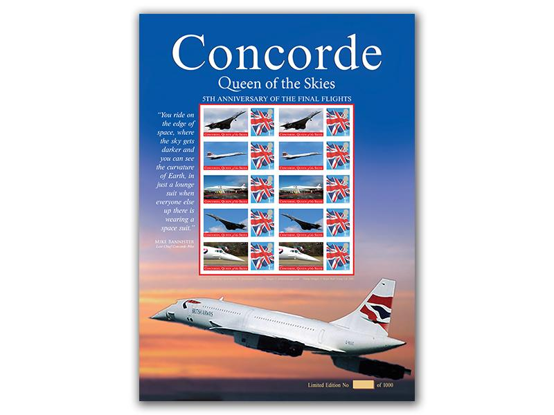 Concorde 5 Years Since She Last Flew