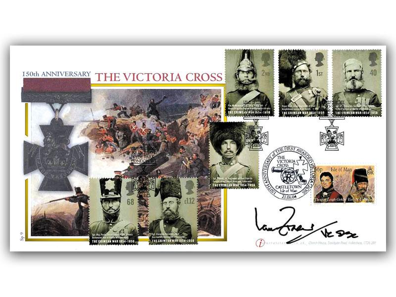 Victoria Cross first day cover