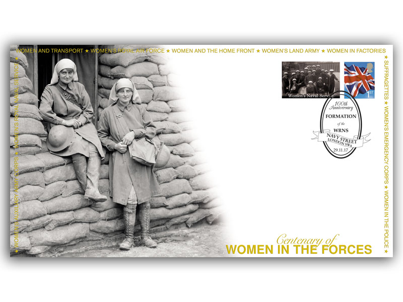 Centenary of the Womens Royal Naval Service